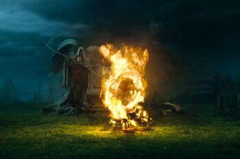 Voldemort rebirth