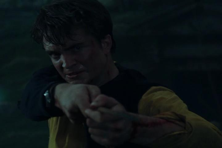 Harry Potter And The Goblet Of Fire Cedric Diggory Death Scene Image - Cedric wand.JP...