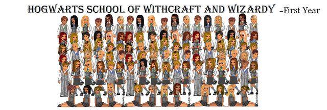 File:School Photo Hogwarts - 1st Year.jpg