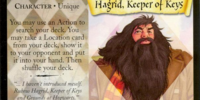 Hagrid, Keeper of Keys