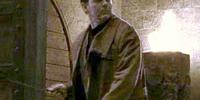 Unidentified male Auror at Hogwarts