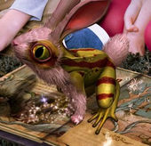 Frog-rabbit mutation