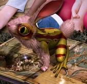 Frog-rabbit mutation