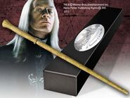 Lucius malfoy noble collection wand