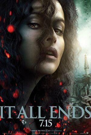 Bellatrix poster-DH2