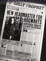 Snape Headmaster DP