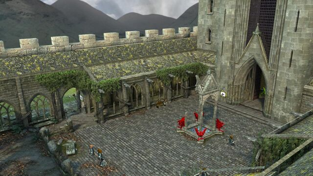 File:Lego2 Hogwarts courtyard.jpg
