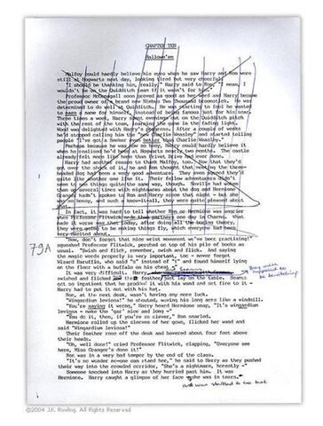 File:First typed manuscript of Philosopher's Stone.jpg