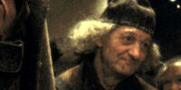 Unidentified Leaky Cauldron client