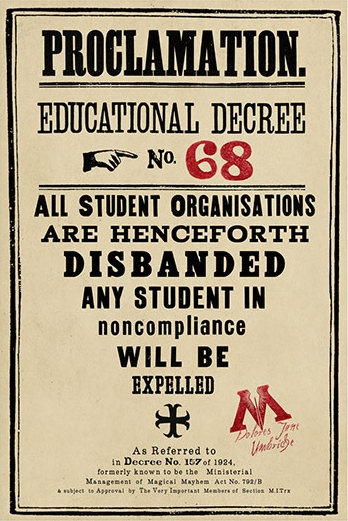 educational decree number twentyfour harry potter wiki