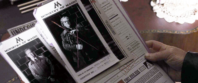 File:DH1 Ministry of Magic Arthur Weasley and Mad-Eye Moody in their Watchlist.jpg
