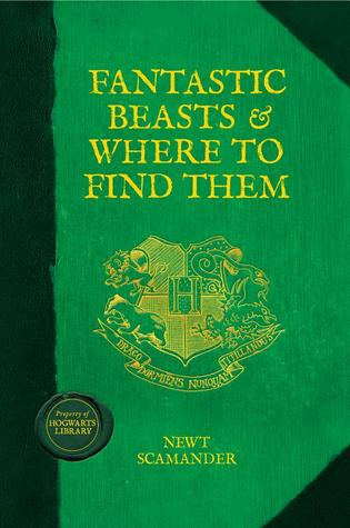 File:Fantastic Beasts and Where to Find Them Hogwarts Library cover.jpg