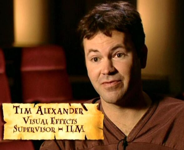 File:Tim Alexander (HP4 Visual Effects Supervisor - ILM) discussing the Dragon Task.JPG