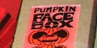 Pumpkin Face Box