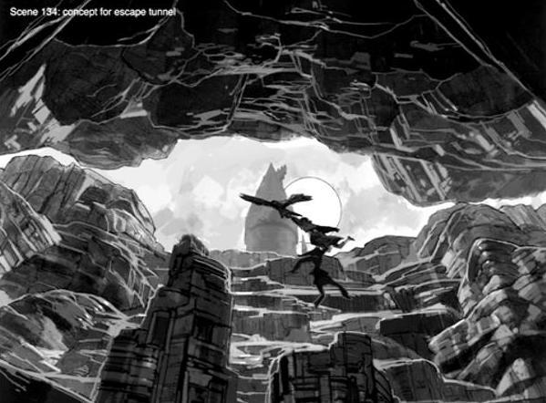 File:Escape Tunnel (Concept Artwork for the HP2 movie 01).JPG