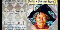 Professor Pomona Sprout (Trading Card)