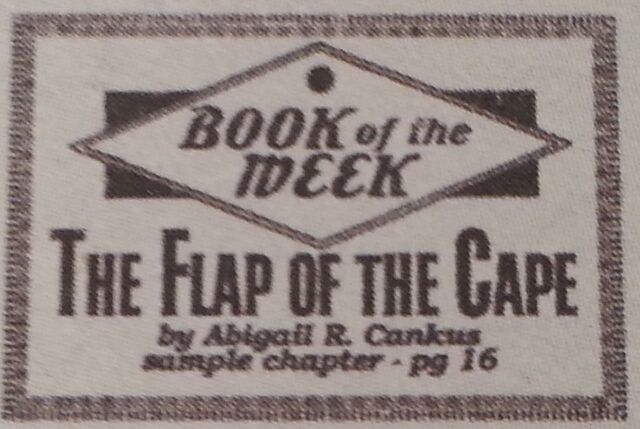 File:The Flap of the Cape - Book of the Week TNYG.jpg