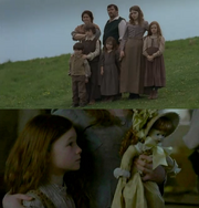 Ellie in Tess of the D'Urbervilles