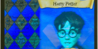 Harry Potter (Trading Card)