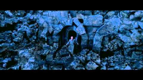Harry Potter and the Order of the Phoenix - Bellatrix escapes from Azkaban (HD)