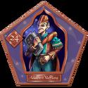 Adalbert Waffling-24-chocFrogCard