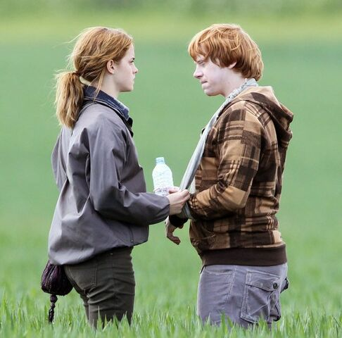 File:Hermione and Ron camping.jpg