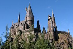 File-Wizarding World of Harry Potter Castle