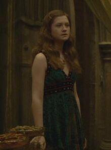 Ginny Weasley Slug Club Christmas Party