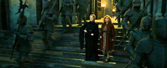 File:Minerva and Molly Battle of Hogwart.jpg