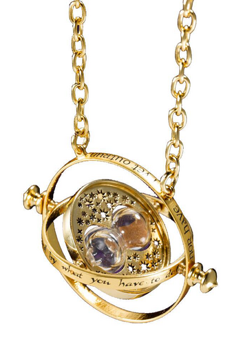 time-turner pendant