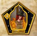 Wendelin the Weird - card POAG