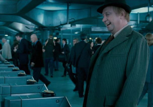 File:Arthur Weasley Underground.jpg