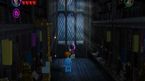 Lego Harry Potter Year 1-4 The Restricted Section Speedrun