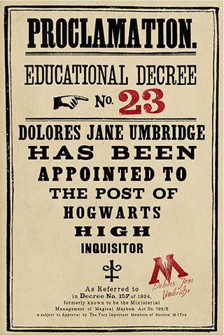 File:Educational Decree Number 23.jpg