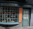 Jellied Eel Shop