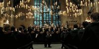 Hogwarts orchestra