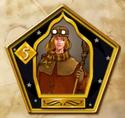 Jocunda Sykes - card POAG
