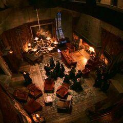 Гостиная Гриффиндора
