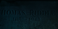 Thomas Riddle