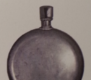 Percival Graves' polyjuice flask