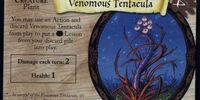 Venomous Tentacula (Trading Card)