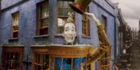 93 Diagon Alley