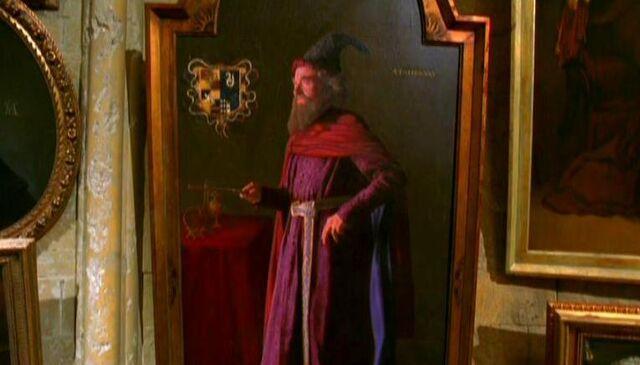 File:A Portrait in Headmaster's office.jpg