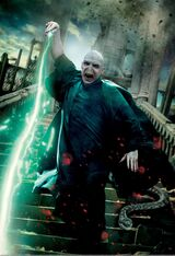 TDHp2 Textless Poster Voldemort action