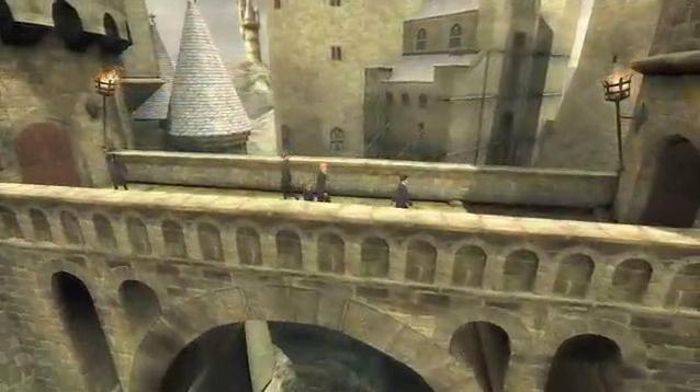 Stone Bridge Harry Potter Wiki Fandom Powered By Wikia