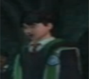 Dungeon Corridor Slytherin prefect (I)