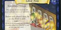 Great Hall (Trading Card)