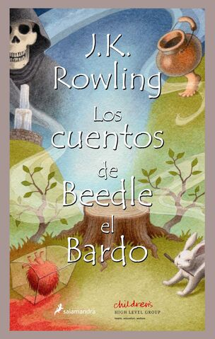 File:Tales of Beedle the Bard Spanish Standard Edition Cover.jpg