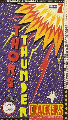 Thor's Thunder Cracker