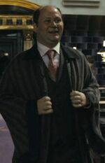 Minister for Magic Support Staff official